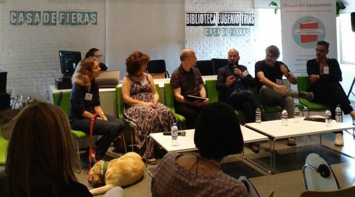 Perros y Letras en el I Encuentro Lectureando en la Feria del Libro de Madrid